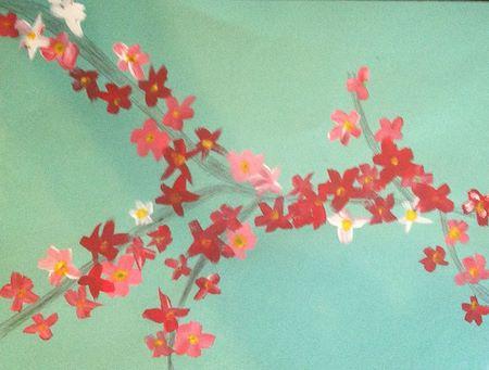 Blooming Cherries