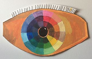 Creative Color Wheel 8th